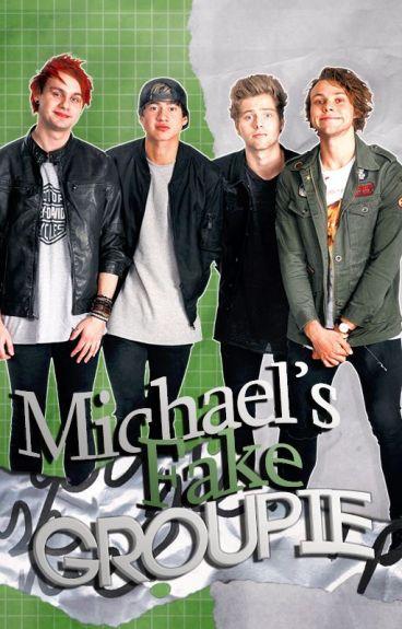 Michael's Fake Groupie