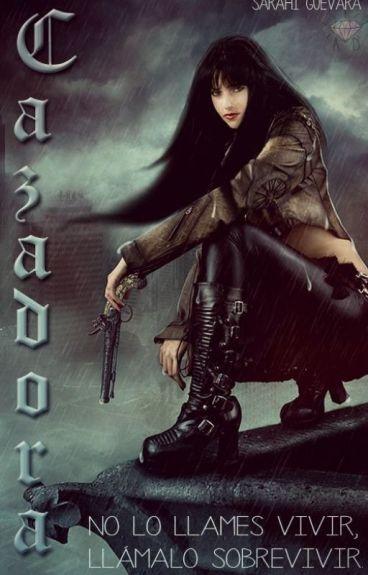 Cazadora 1: El virus. (En Edición)