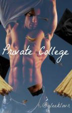 Private College (Student/Teacher MxM) by gleeklovr