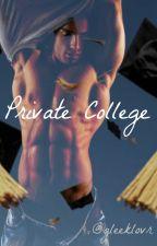 Private College (Student/Teacher MxM) by gleeklovr