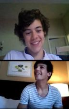 Omegle || Larry Stylinson || One Shot by sincerlarrys