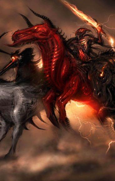The Dark Horsemen's Triumph (Percy Jackson Fanfiction)