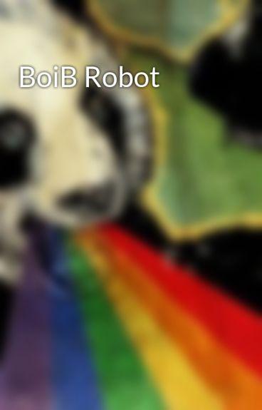 BoiB Robot by gubearium
