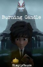 Burning Candle by SimplySauce