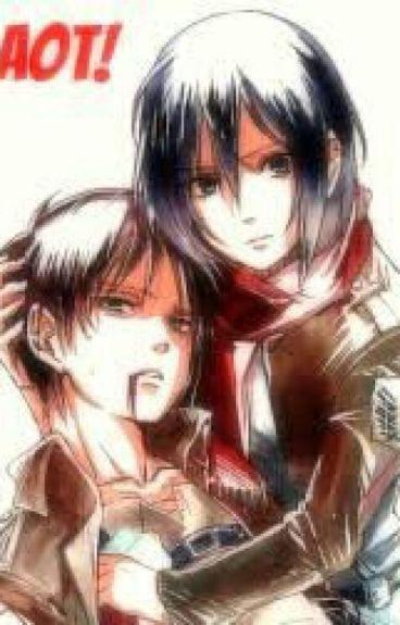 Eren x Mikasa: Protect You