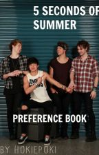 5 SECONDS OF SUMMER - Preference Book by hokiepoki