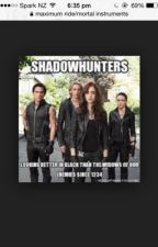 A mortal instruments/maximum ride by greeceisawesome