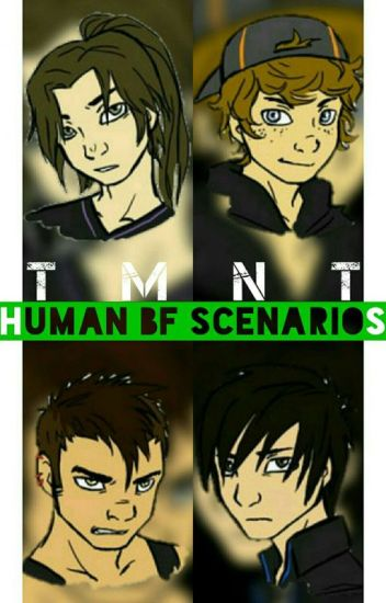 TMNT Human Boyfriend Scenarios (Wattys2017)