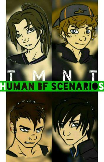 TMNT Human Boyfriend Scenarios