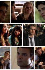The Vampire Diaries Preferences by tachaaaaaaaaaaa