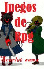 Juegos de Rpg by Monshiore