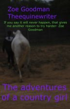 The adventures of a country girl. by theequinewriter