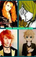 Mana, Daughter of Evil! by Darkest_Encounters