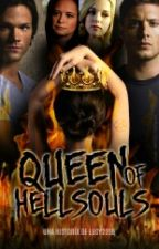 Queen of hellsouls by Lucy221B