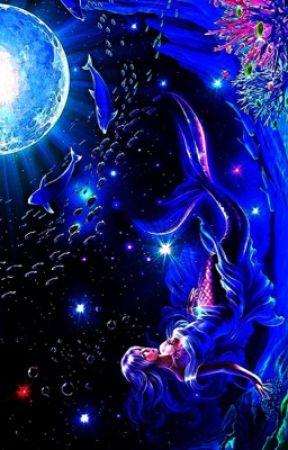 The mermaid by LunaMoon1316