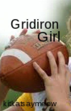 Gridiron Girl by katykatsaymeow