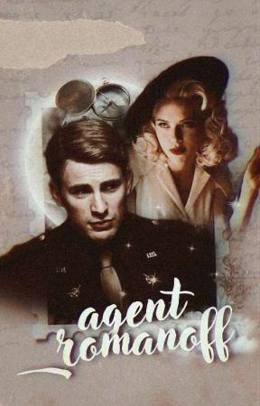 Agent Romanoff ➤ romanogers ✔ by penandpathways