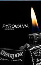 pyromania - ii by quirkhy