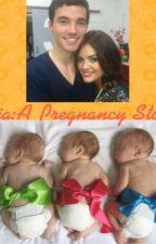 SEQUEL Ezria: a pregnancy story by HannahVanWunnik