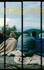 Las 5 integrantes de One Direction by Friend-ship11