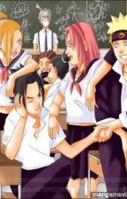 Konoha High:Senior Love by LuisNara