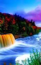 Paper Chronicles I: Waterfall of Poems by ChaseMckenzie