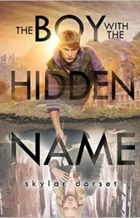 SNEAK PEEK - The Boy with the Hidden Name by SkylarDorset