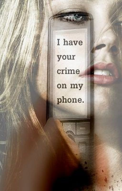 I have your crime on my phone. (Sneaking in the dark) by kamillasrl