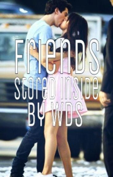 """friends """"stored inside"""" (редактируется)"""