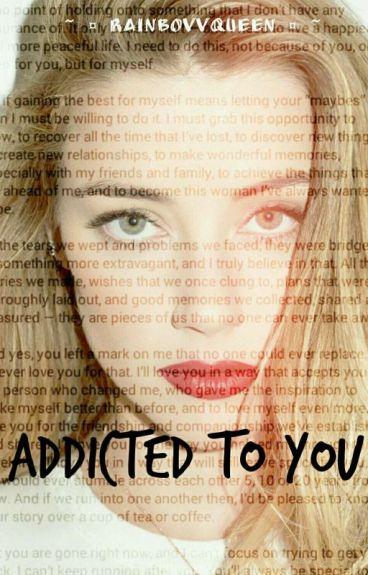 Addicted to you (girlxgirl)
