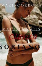 Maldita Series:  #10 Clarita Soriano by MariaCorrona