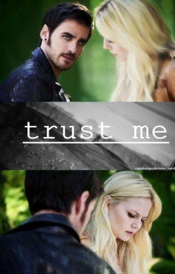 trust me || emma + hook (captain swan)