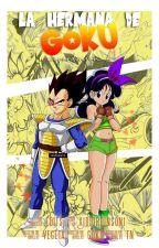 La Hermana de Goku by XioJordison1