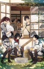 Beyond The Walls | AOT Boys x Reader by eirischion