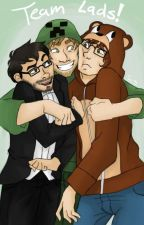 Loving a Lad (Achievement Hunter Fanfiction) by Whataredreamsmadeof