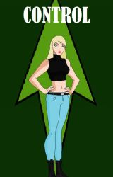 Control (A Young Justice Fanfic) by marmarpenn
