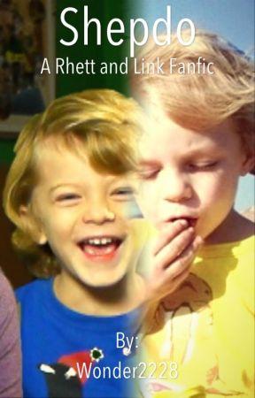 Shepdo - Rhett and Link ON HOLD by Wonder2228