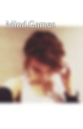 Mind Games by flyawaydreamer