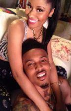 Nicki Minaj And August Alsina Lovestory by tiana_smith