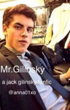Mr.Gilinsky by Anna01xo