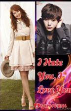 I hate you, I love you by kpopgirl96