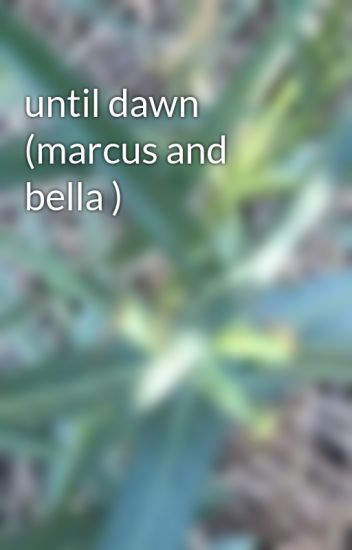 until dawn  (marcus and bella )