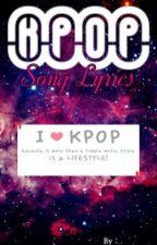 KPOP song Lyrics by aSecretAngel