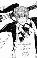 Simon Lewis Cazador de Sombras y ¿Semidios? by Cabello_Azul_Cool