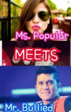 Ms. Popular meets Mr. Bullied (VhongAnne) by justeace