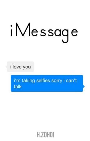 imessage // c.hood [COMPLETED] by docmarten