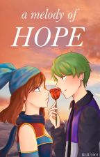 A Melody of Hope (A Contestshipping Story) by bliu2001