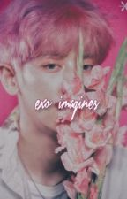 EXO Imagines by aleexo