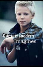 Carson Lueders Imagines by CalumxThomas96