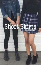 Short skirts l.h by maiias_
